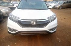 Foreign Used Honda CR-V 2016 Model White