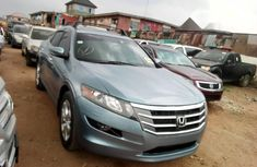 Tokunbo Honda Accord CrossTour 2010 Model Blue