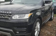 Tokunbo Land Rover Range Rover Sport 2014 Model Black