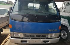 Foreign Used Toyota Dyna 2000 Model Blue