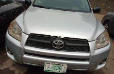 Nigeria Used Toyota RAV4 2010 Model Silver