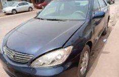 Nigeria Used Toyota Camry 2004 Model Blue
