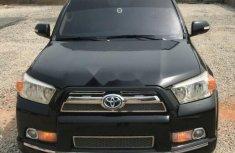 Nigeria Used Toyota 4-Runner 2010 Model Black