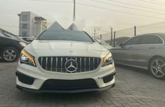 Tokunbo Mercedes-Benz CLA-Class 2018 Model White