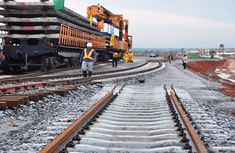 LASG to shut down 2 roads for railway construction