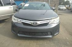 Foreign Used Toyota Camry 2013 Model Gray