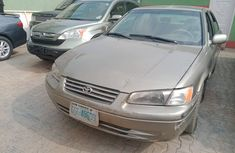 Clean Naija Used Toyota Camry 1999 Model