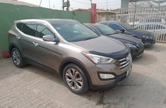 Registered Nigerian Used Hyundai Santa Fe 2014 Model