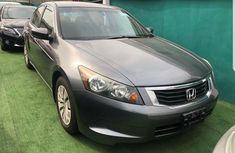 Registered Nigerian Used Honda Accord 2008