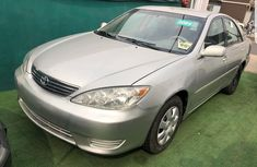 Super Clean Direct Tokunbo Toyota Camry 2005 Model
