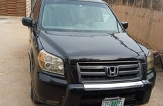 Nigeria Used 2006 Honda Pilot With DVD And Reverse Camera
