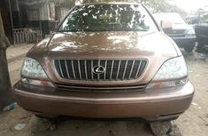 Foreign Used Lexus RX 2003 Model Brown