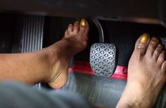 [Must read] No law, but here is why you should not drive barefoot