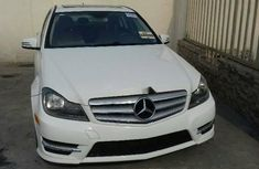 Tokunbo Mercedes-Benz C250 2012 Model White