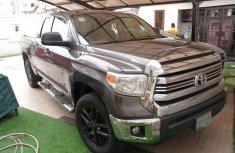 Nigeria Used Toyota Tundra 2014 Model Gray