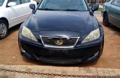 Foreign Used Lexus IS 2006 Model Blue