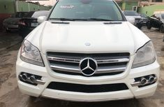 Foreign used Mercedes Benz GL450 2010