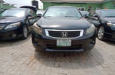 Super Clean Nigerian Used Honda Accord 2008 Model