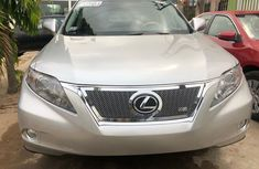 Foreign used Lexus RX350 2010