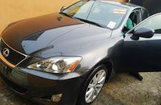 Foreign Used Lexus IS250 2008 Model