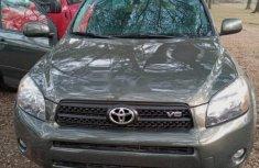 Foreign Used Toyota RAV4 2006 Model Gray