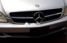Tokunbo Mercedes-Benz CLS 2006 Model Silver