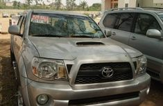 Foreign Used Toyota Tacoma 2011 Model Silver