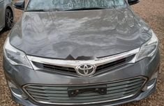 Foreign Used Toyota Avalon 2013 Model Gray