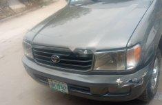 Nigeria Used Toyota Land Cruiser 2000 Model Gray