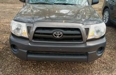 Foreign Used Toyota Tacoma 2008 Model Gray