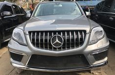 Foreign Used Mercedes Benz GLK 350 2011 upgraded to 2018 Model