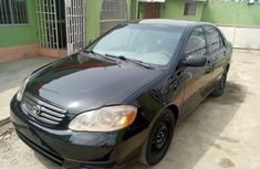 Locally Used Toyota Corrolla 2003 Model