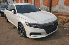 Foreign Used Honda Accord 2018 Model