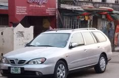Nigeria Used Nissan Primera 2000 Model Silver