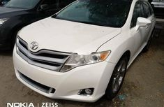 Foreign Used Toyota Venza 2015 Model White