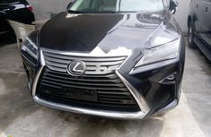 Foreign Used Lexus RX 2017 Model Gray