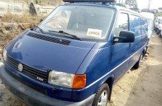 Tokunbo Volkswagen Transporter 2001 Model Blue