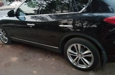 Nigeria Used Infiniti EX 2010 Model Black