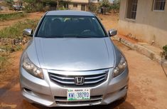 Extra Clean Nigerian Used Honda Accord 2010 model