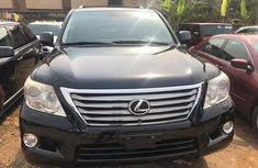 Foreign Used Lexus LX570 2011 Model