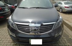 Nigeria Used Kia Sportage 2015 Model Gray