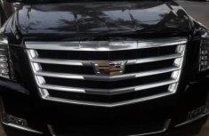 Foreign Used Chevrolet Suburban 2016 Model Black