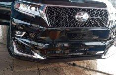 Nigeria Used Toyota Land Cruiser Prado 2019 Model Black