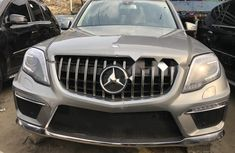 Tokunbo Mercedes-Benz GLK350 2014 Model Silver