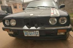 Nigeria Used BMW 3 Series 1997 Model Black