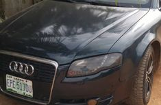Extremely Clean Naija Used Audi A4 2007 Model for Sale