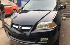 Foreign Used Acura MDX 2005 Model 3.5 VTec Engine