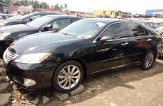 Direct Tokunbo 2010 Model Lexus ES350