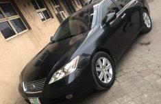 Clean Nigerian Used 2008 Lexus ES350