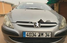 Foreign Used Peugeot 307 2008 Model Gray